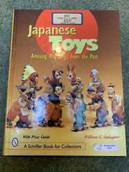1960s Tin Japan Tps Japanese Toys Book Playthings William Gallagher Autographed