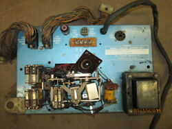 Jukebox Seeburg Rcsu-4 Stepper- For Parts- Untested