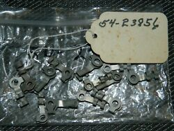 Lot Of 13 Mercury 54-23856 Mark 25 25e Outboard Link To Bell Crank Clevis Clip