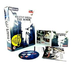 Silent Hill 4 Iv The Room Pc Big Box Very Rare Collectorand039s Edition Sh Pl