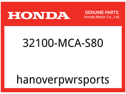Honda Oem Part 32100-mca-s80