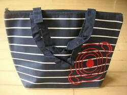 Japan Limited Edition Le Creuset Insulated Thermal Cooler Lunch Bag Tote Purse