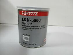 Loctite 51246 32oz Silver Anti-seize High Purity Lb N-5000 Lubricant Can