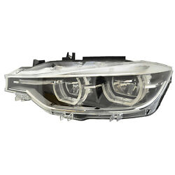 BM2502187 New Replacement Driver Side LED Head Lamp Assembly
