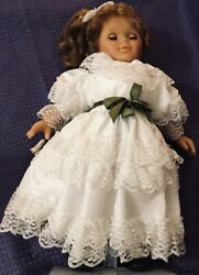 Collectible Lissi Vinyl Doll Kendal 21 1993