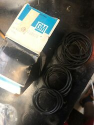Nos 1969-84 Th350 Transmission Cover Seal O-ring Gm 338926 25pack