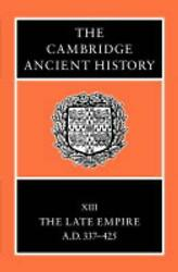 The Cambridge Ancient History By Averil Cameron English Hardcover Book Free Sh