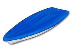 Rs Zest Sailboat Boat Deck Cover - Polyester Royal Blue Top Cover - Usa Made
