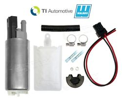 Genuine Walbro/ti Gss351g3 350lph High Performance Fuel Pump +762 Kit