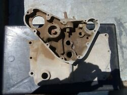 Classic / Vintage Early Panther Right Hand Half Side Of Main Crank Case