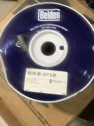 Belden 9262 Audio Video 12c 20 Awg + Coax 100ft Spool New Old Stock Ships Free