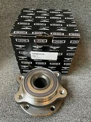 Bentley Gt Gtc And Flying Spur Wheel Hub Bearing 3w0407613e On Sale