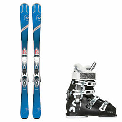 Rossignol Experience 74 W Womens Ski Package 2020