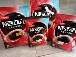 Nescafe Classic Instant Coffee Arabica And Robusta 300g200g 100g 50g Free Ship