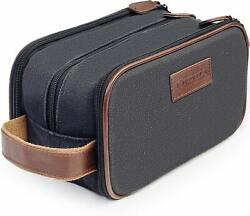 Travel Toiletry Bag Mens Dopp Kit Hanging Cosmetic For Large Portable Bathroom $23.99