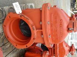 Mueller 10 Resilient Wedge Gate Valve Mj X Mf Tapping