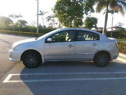 2011 Nissan Sentra Silver Good Condition 95956 Miles Only 2 Owners