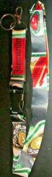 Jagermeister Colorful Lanyard Keyring Key Chain Keychain Clip-on