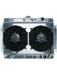 Cold Case Radiators Radiator And Fan 27.75 In W X 20.125 In H X 3 Inandhellip Che541ak