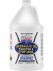 Lucas Oil Hydraulic Oil Additive Booster And Stop Leak 1 Gal Luc10018