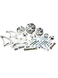 March Performance Pulley Kit Deluxe Style 6 Rib Serpentine Aluminum Cleandhellip 40525