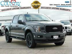 2020 Ford F-150 XLT 4WD SuperCrew 5.5' Box 2020 Ford F-150 XLT 4WD SuperCrew 5.5' Box Lead Foot Crew Cab Pickup - Shipping