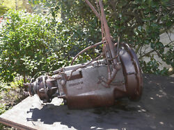 1931 Buick Model Series 80 90 3 Speed Transmission Shifts Into Every Gear Nice