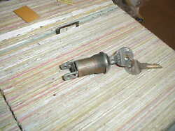 Nos Briggs And Stratton Ignition Lock Cylinder 1939-64 Farm Tractors Ihc Ford Jeep