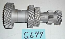 Used Oem ... And03961 - And03968 Triumph Tr3b - Tr4a Gearbox Countershaft And Gears G644