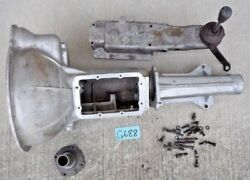 Used Oem Triumph Tr4 - Tr4a Gearbox Casing Assembly  G688