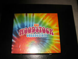 The Woodstock Collection Time Life 10 Cd Box Set Rare New Sealed