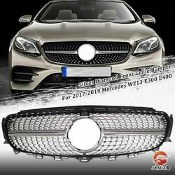 Diamond Front Grille