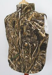 Drake Non-Typical Men's Heavyweight Silencer Scent Control Vest Polyester L