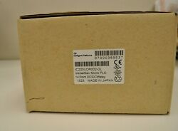 Ge Versamax Micro Plc 14 Point Dc/dc/relayandnbspic200udr002. New Surplus In Open Box