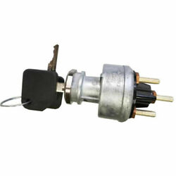 Pollak 4-position Ignition Switch 4 10-32 Fit Studs Keyed Alike 50amp Cont