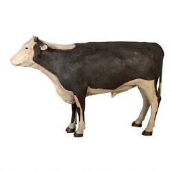 81 Hereford Steer Life-size Garden Statue Sculpture Reproduction Replica