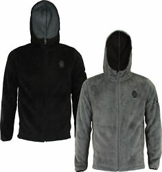 Spyder Menand039s Musa Full Zip Sherpa Hoodie Color Options