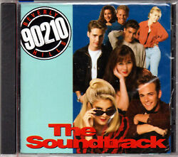 Beverly Hills 90210 The Soundtrack On A Cd Of Tv Show Series Oop Rare Sealed New