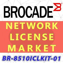 Br-8510iclkit-01andnbspbrocade 4x16g Sw Icl Pod License E-delivery
