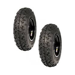Dwt Mx Rok-out Front Tires/wheels 20x6-10 Yamaha Raptor 125 250 660 700