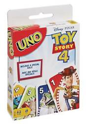 Disney Pixar Toy Story 4 Uno Card Game Limited Edition Brand New Snov19-175