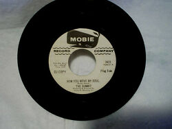 THE SUMMIT-How You Move My SoulOh What Can I DoPROMO mobie label 3433 45 R