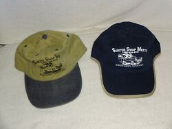 Lot of 2 Adjustable Size Hats Sumter Swap Meet Sumter County (FL) Fairgrounds
