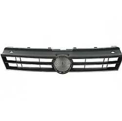 Volkswagen Polo 6r Front Bumper Radiator Grille 6r0853651c Ryp New Genuine