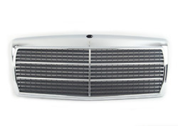 Mercedes-benz 190 W201 Front Radiator Grille Shell A2018800783 New Genuine