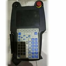 Used One For Fanuc A05b-2518-c202egn Teach Pendant Fully Tested