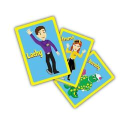 Snap Card Game - The Wiggles Free Shipping
