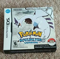 Pokemon Soul Silver Sealed Never Been Opened Mint Condition