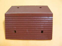Lionel Train Parts 2703-025 Brown Ice House Roof