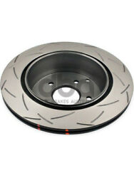 2 X Dba T3 Slotted Rotor For Hsv Maloo Vz Dba4049s
